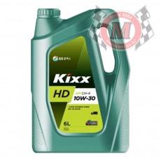 GS[지에스] Kixx HD10W30 (6L)