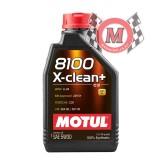 MOTUL[모튤] 8100 X-clean 5w30[1L] (구형) | X-clean Plus (+) 5w30[1L] (신형)