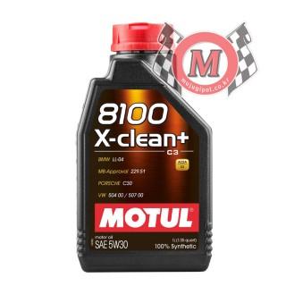 MOTUL[모튤] 8100 X-clean 5w30 [1L]