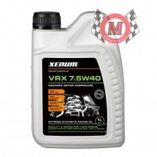 XENUM[제넘] VRX Extreme Performance Racing 7.5w40[1L](Micro-ceramic + Polarised Multi-Ester)