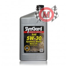 신가드 5W30 최고급 합성엔진오일(가솔린,LPG) -  946ml