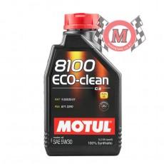 모튤 8100 Eco-clean C2  5W30