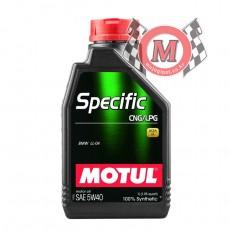 모튤 Specific CNG/LPG 5W40