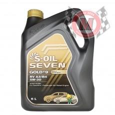 SSU[수] S-OIL SEVEN 에스오일 7  RV A3/B4 5W30  [6L]