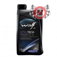WOLF[울프]  바이탈테크 75W90 GL-4,5 -[1L]