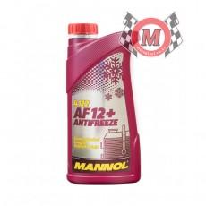 마놀 MANNOL Longlife Antifreeze AF12+  [1L]