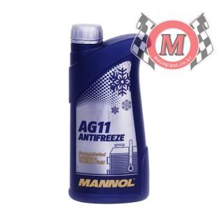 마놀MANNOL Longterm Antifreeze AG11   [1L]