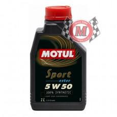 MOTUL[모튤] SPORT ester 5w-50 [1L] (신형)