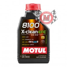 모튤 8100 X-clean EFE 5W30