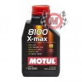 모툴(MOTUL) 8100 X-MAX 0W40 [1L]