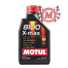 모툴 8100 X-MAX 0W40