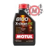 MOTUL[모튤] 8100 X-clean FE 5W30[1L] (신형)