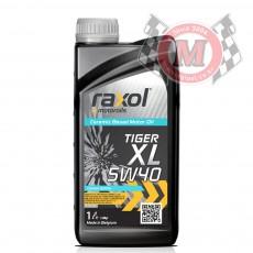 RAXOL (락솔) TIGER XL- 5W40 - 1L (엔진오일의 새로운발견)