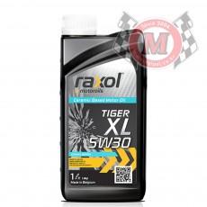 RAXOL (락솔) TIGER XL- 5W30 - 1L (엔진오일의 새로운발견)