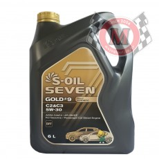 SSU[수] S-OIL SEVEN 에스오일 7 GOLD 5W30 [6L]