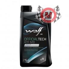 WOLF[울프] 오피셜테크 MB 236.14  ATF  - [1L]